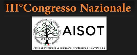 2016 AISOT Congress Portinaro