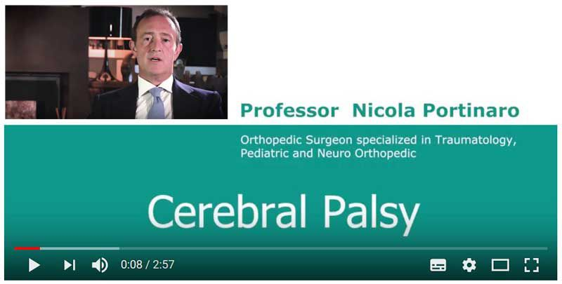 What is Cerebral Plasy Video by Prof. Portinaro